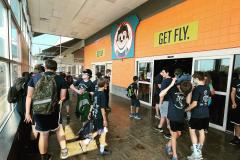 Tuesday - Regina Academies 2021 Summer Boy's Camp